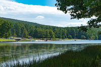 greenbriar state park lake scene.png