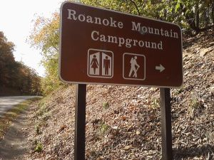 Roanoke mountain Campground-3