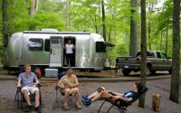 Rocky Knob Campground - MP 161.1