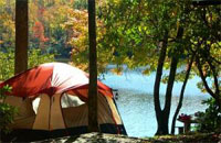Blue Ridge Mountain Blue Ridge Parkway Virginia Campgrounds