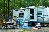Blue Ridge Mountain RV Parks & Campsites