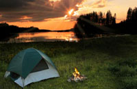 Blue Ridge Mountain West Virginia Campgrounds