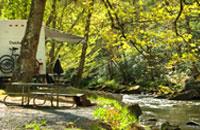 Blue Ridge Mountain Blue Ridge Parkway North Carolina Campgrounds