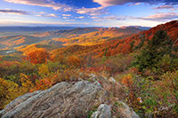 Blue Ridge Mountain Shenandoah Valley Campgrounds